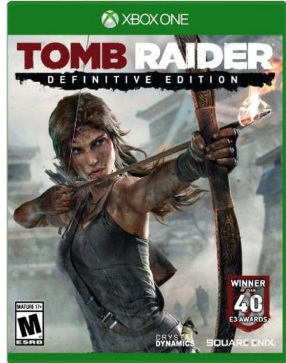 [Xbox One] Tomb Raider Definitive Edition - £2.89 @ CDKeys