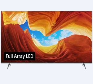 Sony KD55XH9005BU.A or KD55XH9296BU.A Refurbished 4K HDR TV with 4K HDR Processor X1 £529 Delivered @ Sony Centres Direct