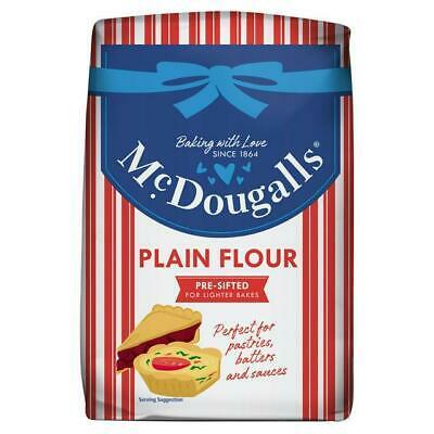 3kg Mcdougalls Plain Flour for 99p in Farmfoods Ellesmere Port