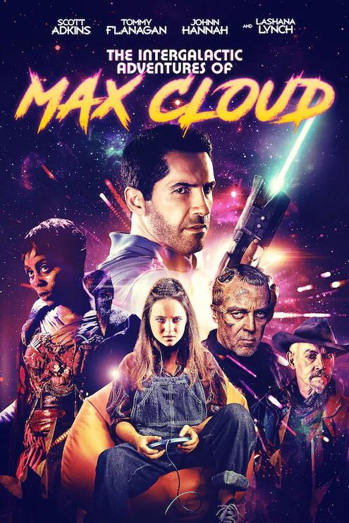 Max Cloud (2021 Release Family Sci-Fi Film, Scott Adkins) - £1.90 to rent @ Chili