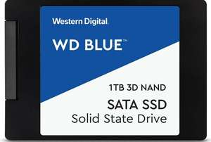 """Western Digital Blue 2.5"""" 1TB SATA III Solid State Drive, £79.70 at CCL on ebay (With code)"""