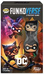 Funkoverse DC Strategy Game 2 Character Pack £6.09 Prime / Harry Potter 2 Character Pack £6.89 Prime (+£4.49 Non Prime) at Amazon