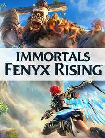 [Nintendo Switch] Immortals Fenyx Rising (Digital) - £19.99 with code @ Ubistore