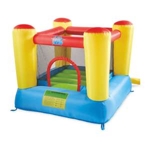 Action Air Bouncy Castle including air blower £79.99 delivered (UK mainland) @ Aldi