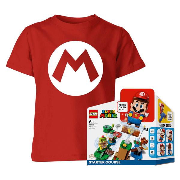 Lego Nintendo Super Mario Bundle - £32.99 (+ £1.99 Delivery) @ Zavvi
