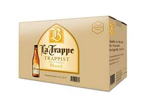 La Trappe Blond Trappist Beer 24 x 330ml Bottles £53.22 at Amazon