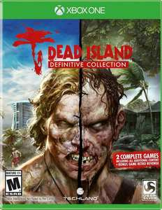 DEAD ISLAND DEFINITIVE COLLECTION XBOX ONE (UK) - £5.99 @ CDKeys
