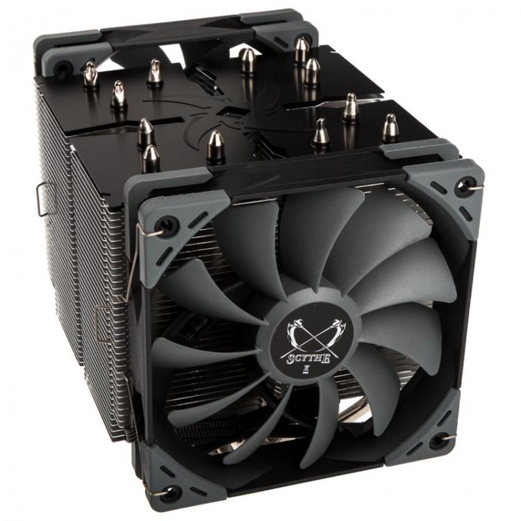 Scythe Ninja 5 CPU Cooler - £53.69 Delivered @ Overclockers