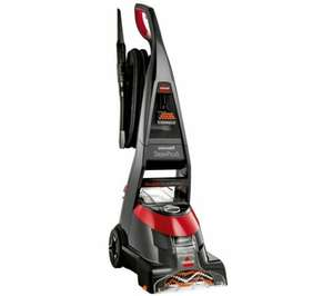 BISSELL Stain Pro 6 20096 Upright Carpet Cleaner - Red & Titanium DAMAGED BOX £125.49 using code @ Currys / Ebay