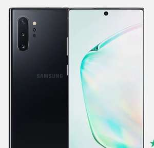 Samsung Galaxy Note 10 Plus 256GB Smartphone - Refurbished Good Condition Black £305.99 / Glow £313.64 With Code @ Music Magpie /Ebay