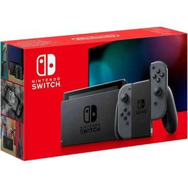 Nintendo Grey Switch Console Grade A - £219.99 @ Cash Generator