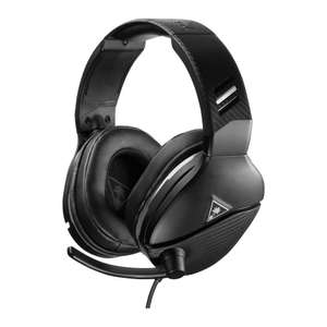 Turtle Beach Recon 200 Amplified Gaming Headset - Black [Xbox One, PS4, PS4 or PS5]- £29.99 Using Code @ Currys