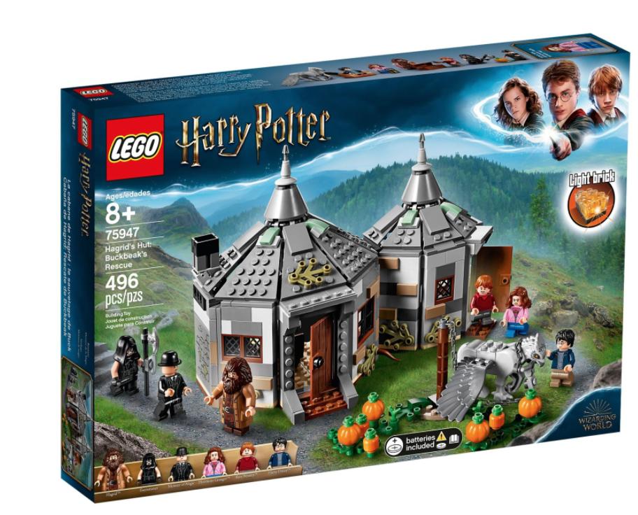 Lego Harry Potter 75947 Hagrids Hut £22.50 at Sainsbury's Hempstead ValleyIn-Store