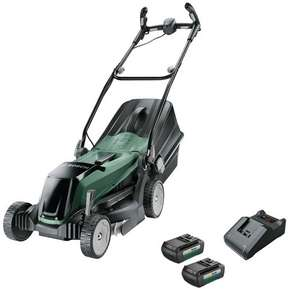 Bosch EASYROTAK 36-550 36v Cordless Rotary Lawnmower 380mm with 2x1.3Ah Batteries £249.95 at Tooled Up