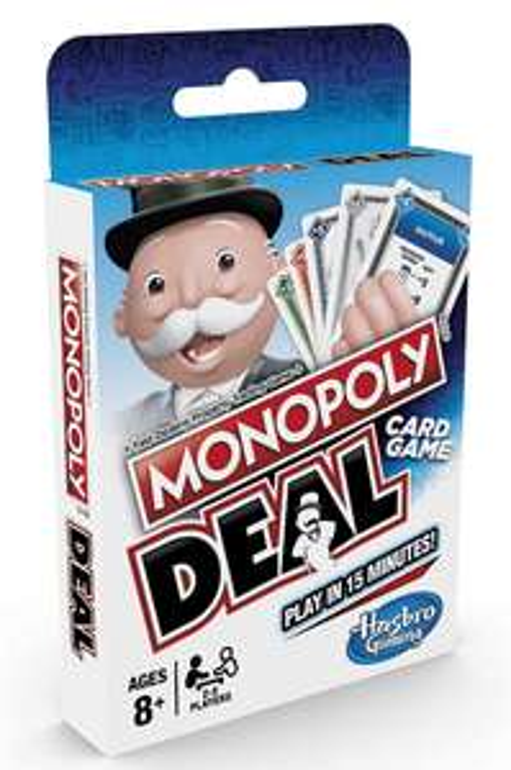 Monopoly deal card game 30p @ Wilko Derby