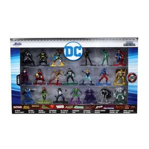 DC Diecast Figures 20 Pack £12.99 (Click & Collect) @ Smyths Toys