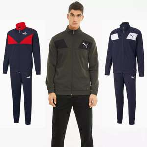 Classic Tricot Men's Tracksuit for £31 delivered (possible £21.70 with code) @ Puma