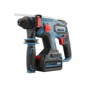 Erbauer cordless 18v EXT SDS drill with 4ah batt & charger. 2J & brushless £120 at Trade point (B&Q)