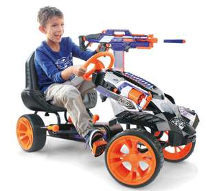 Nerf Battle Racer Pedal Go Kart (4-10 Years) £139.99 delivered (Membership Required) @ Costco