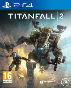 Titanfall 2 PS4 used very good - £2.41 @ musicmagpie / ebay