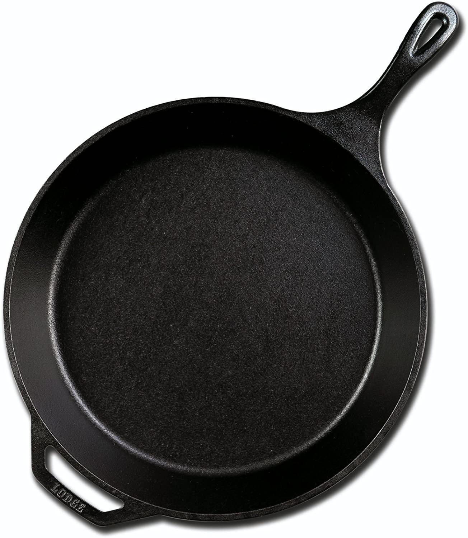 Lowe Cast Iron Round Skillet Pan 15 inch - £73.09 @ Amazon