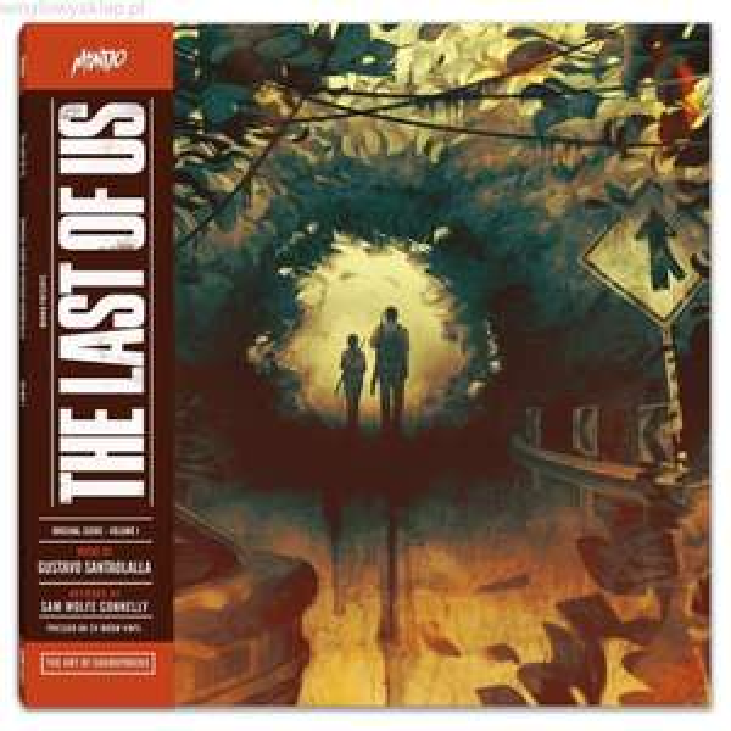 The Last of Us Vol 1 Mondo Vinyl £44.98 @ Rarewaves