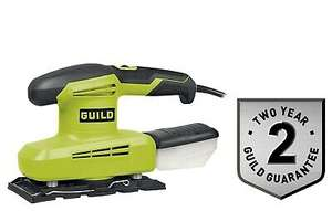 Guild 1/3 Sheet Sander - 200W Free Click and Collect £20 @ Argos ebay