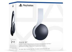 PlayStation 5 Pulse 3D Wireless Headset £83.85 delivered @ ShopTo