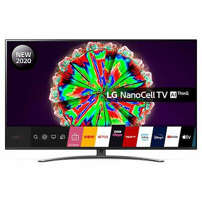 LG 55NANO81 55 Smart 4K Ultra HD HDR LED TV £519.30 @ Hughes - electrical / eBay