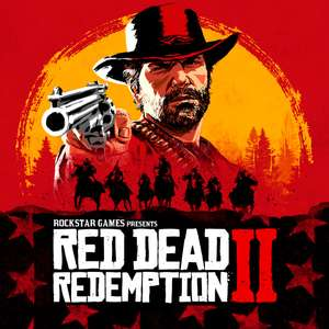 Red Dead Redemption 2 £36.84 / £26.84 with voucher at Epic Games