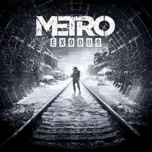 [PC] Metro Exodus - £3.99 (with Epic Voucher / £13.99 without) - Epic Games