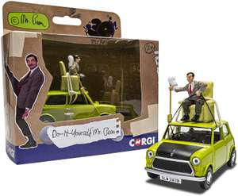 Corgi CC82114 Model Mr Beans Mini - Do-It-Yourself Mr Bean £16.68 Prime (+£4.49 non Prime) @ Amazon