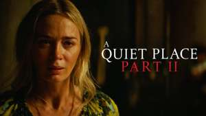 Two Free Quiet Place Part 2 Cinema Tickets via Sky VIP App for Sky Customers