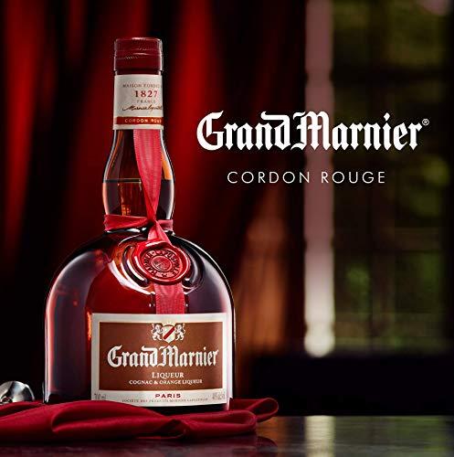 Grand Marnier Cordon Rouge Cognac & Orange Liqueur 40 % vol. 50 cl £13.05 (+£4.49 Non Prime) @ Amazon