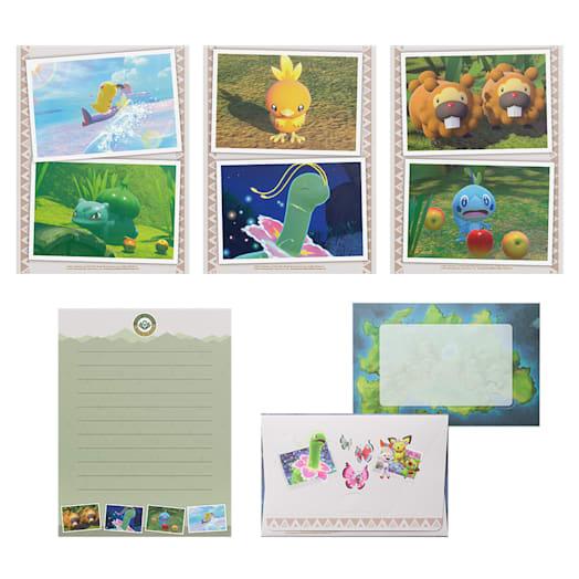 New Pokémon Snap Letter Set - 400 points + £1.99 delivere via MyNintendoRewards