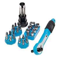 Top Tech Multi Utility Tool Kit - 33pc £2.69 - free click and collect @ EuroCarParts