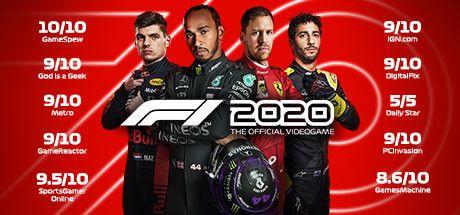 [Steam] F1 2020 (PC) Free Weekend @ Steam Store