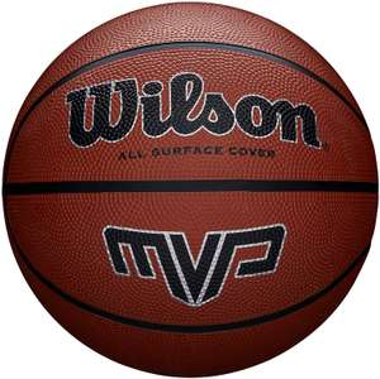 Wilson MVP Basketball Size 7 - £5.99 Prime (+£4.99 non Prime) @ Amazon