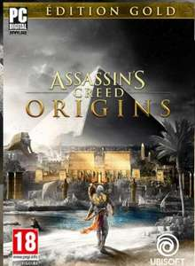 [Assassin's Creed Sale] Ex: Origins Gold Edition (PC) - £16.49 @ Epic games (£6.49 with voucher)