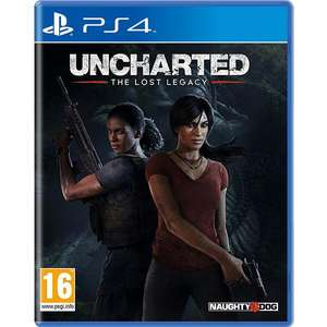 Uncharted: The Lost Legacy (PS4) - £7.97 delivered @ Currys eBay