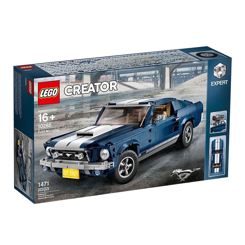 Lego Creator Expert Ford Mustang 10265 £96 at Jarrold