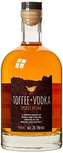 Kin Toffee Vodka £10.88 Amazon Prime / £15.37 Non Prime @ Amazon