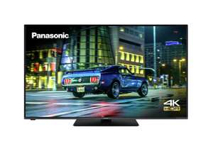 Panasonic 55 Inch TX-55HX580B Smart 4K HDR LED Freeview TV £449 (Free Collection) at Argos