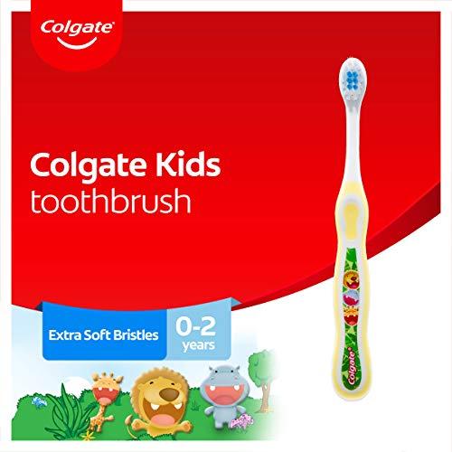 Colgate Kids 0-3 Years Extra Soft Toothbrush £1 (Amazon Prime) / £5.49 (Non Prime) @ Amazon