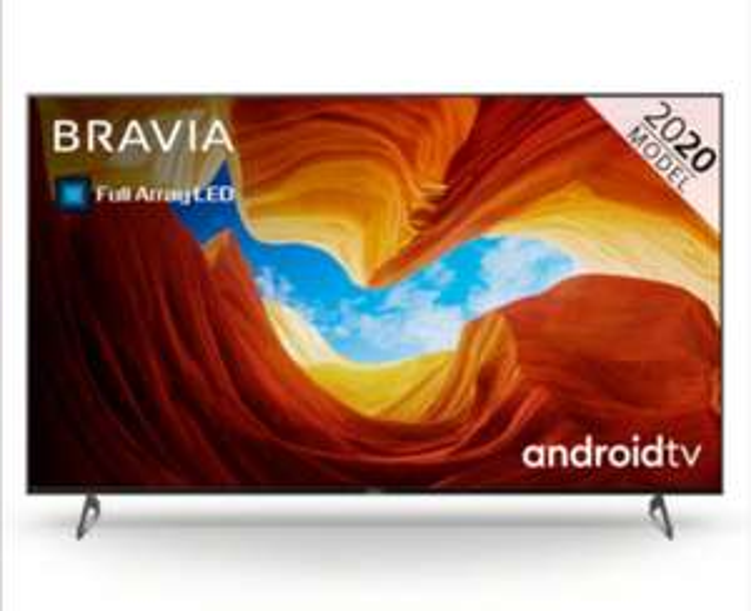 Sony Bravia KE65XH9005BU 65 Full Array LED 4K HDR Android TV £888 @ hughes-electrical / eBay 5 years warranty