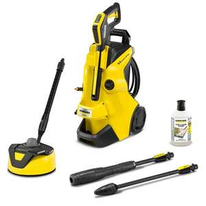 Karcher K4 Power Control Home Pressure Washer 120 Bar £229.95 at Tooled Up