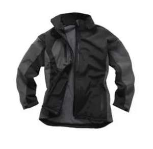 """Two Tone Softshell Jacket Black/Grey XX-Large 48/50"""" Chest £15.52 @ CPC Farnell"""