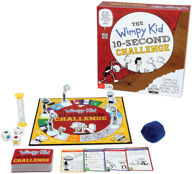 Diary of a Wimpy Kid Game £7.02 (+£4.49 non-prime) @ Amazon
