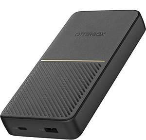 OtterBox Fast Charge Power Bank 20,000 mAh 18W power delivery over USB-A & C £20.64 @ Amazon