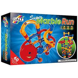 Galt Toys, Super Marble Run, Construction Toy, Ages 4 Years Plus £11.55 + £4.49 Non Prime @ Amazon